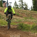Photo of Howie RUSSELL at Silver Mtn, Kellogg, ID