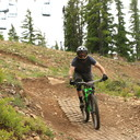 Photo of Anders SAMNOEY at Silver Mtn, Kellogg, ID
