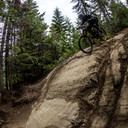 Photo of Robbie DAGG at Whistler, BC