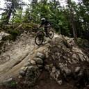 Photo of Brett GOSSMAN at Whistler, BC