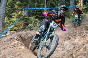 Photo of Jaime REES at Stevens Pass