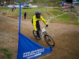 Photo of Felix BECKEMAN at Val di Sole