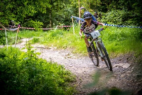 Photo of Katie MELVILLE at Hamsterley
