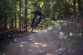 Photo of Spencer COLETTI at Whistler