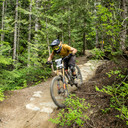 Photo of Finn MCKAY at Whistler, BC