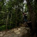 Photo of Jock MURRAY at Whistler, BC