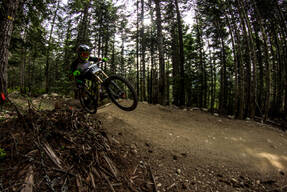 Photo of Denis COURCHENES at Whistler