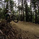 Photo of Denis COURCHENES at Whistler, BC