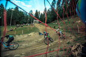 Photo of Keegan WRIGHT at Val di Sole