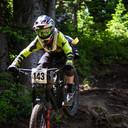 Photo of Kyle MITCHELL at Sun Peaks, BC