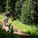 Photo of Brock HAWES at Sun Peaks, BC