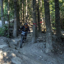 Photo of Bernardette WILKIE at Whistler, BC