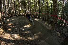 Photo of Lily BOUCHER at Whistler