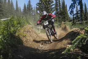 Photo of Jesse MCCLINTOCK at Silver Star, BC