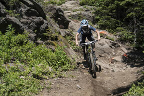 Photo of Blaise SWAIN at Silver Star