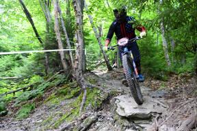 Photo of Josh POIRIER at Sugarbush, VT