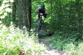 Photo of Greg TOZIER at Sugarbush, VT