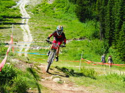 Photo of Carter CRUM at Stevens Pass, WA