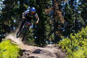 Photo of Nikolas CLARKE at Stevens Pass, WA