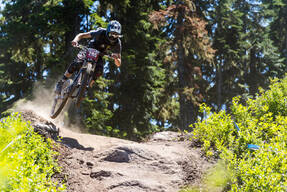 Photo of Frankie CULHNO at Stevens Pass, WA