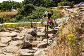Photo of Vanessa HOLMES at Hadleigh Park