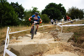 Photo of Christopher HILBERT at Hadleigh Park