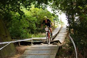 Photo of Nick CRAIG at Hadleigh Park