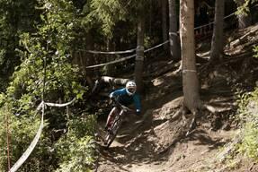 Photo of Adrian DAWSON at La Thuile