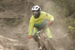 Photo of Joe WARD at La Thuile
