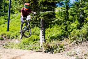 Photo of Max NARUSZEWICZ at Stevens Pass, WA