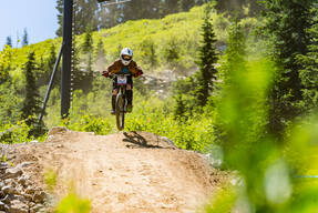 Photo of Jack CLEMENS at Stevens Pass, WA