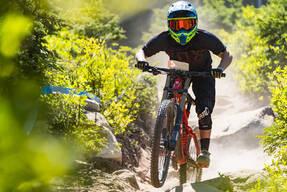 Photo of Zachary ATKINS at Stevens Pass, WA