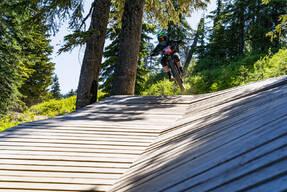 Photo of Kyle JONES (u18) at Stevens Pass, WA