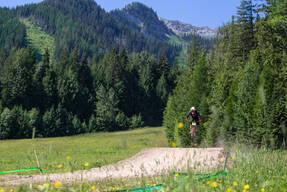 Photo of Adam WOODHOUSE at Fernie, BC