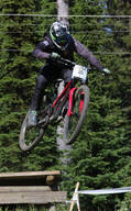 Photo of Anthony EVANS at Silver Star
