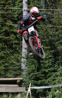 Photo of Jack ALMOND at Silver Star, BC