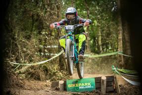 Photo of Marcus VON TEICHMAN at Bike Park Ireland