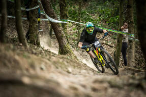 Photo of Colm BRADLEY at Bike Park Ireland