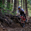 Photo of Kyle BICKFORD at Snoqualmie Pass, WA