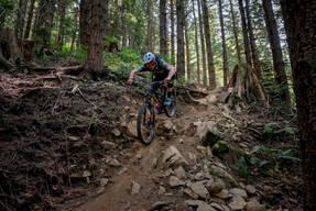 Photo of Jake HIGHTOWER at Snoqualmie Pass, WA