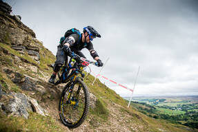 Photo of Danny HOPWOOD at Swaledale