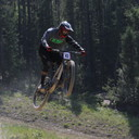 Photo of Aaron DOBIE at Panorama Resort, BC