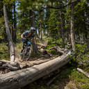 Photo of Connor CROOKHAM at Big Sky, MT