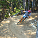 Photo of Dave STRATTON at Whistler, BC