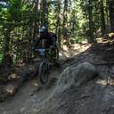 Photo of Trevor BURKE at Whistler, BC