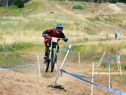 Photo of Mike WIESER at Tamarack Bike Park