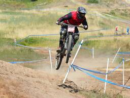 Photo of Forrest TAYLOR at Tamarack Bike Park, ID