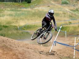 Photo of Tyler VILLOPOTO at Tamarack Bike Park, ID