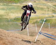 Photo of Arlie CONNOLLY at Tamarack Bike Park, ID