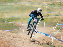 Photo of Tyler ERVIN at Tamarack Bike Park, ID